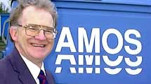 Raymond Lewry, md of Amos Pumps